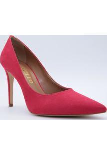 Scarpin Acamurã§Ado- Pink- Salto: 9,5Cmcecconello