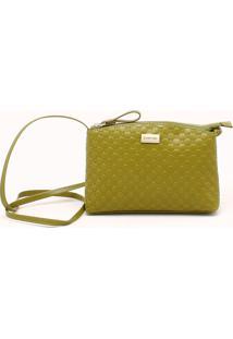 Bolsa Shoulder Bag Pistache