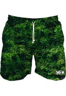Short Tactel Maromba Fight Wear Forest Com Bolsos Masculino - Masculino