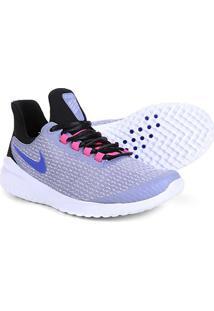 Tênis Nike Renew Rival Feminino - Feminino-Lilás