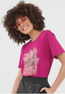 Blusa Sommer Wish Me Luck Rosa