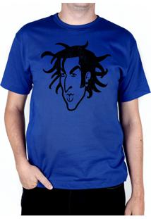 Camiseta 182Life Travis Old School Royal