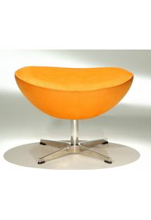 Puff Egg Suede Amarelo - Wk-Pav-06