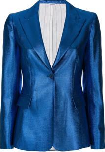 P.A.R.O.S.H. Blazer Clássico - Azul