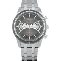 2ceaa5dec12 Relógio Vivara Masculino Aço - Ds11698C-1