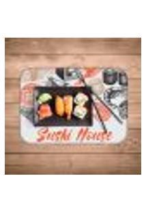 Jogo Americano Wevans Sushi House Kit Com 2 Pçs