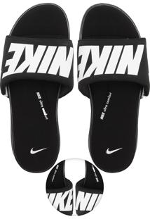 Chinelo Nike Sportswear Ultra Comfort 3 Slide Preto