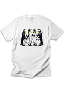 Camiseta Cool Tees Boteco Pinguins - Masculino