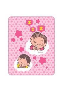 Cobertor Turma Da Mônica Baby Estampa Localizada - Mônica 1