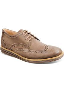 Sapato Sandro & Co Esporte Fino Masculino - Masculino-Marrom