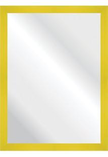 Espelho Savana Amarelo 57X77Cm