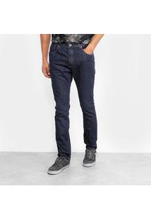 Calça Jeans Mcd Denim New Slim Basic Masculina - Masculino-Jeans