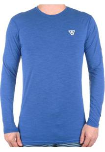 Camiseta Lycra Vissla All Time Phantom Masculina - Masculino
