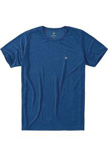 Camiseta Com Passante Para Fone