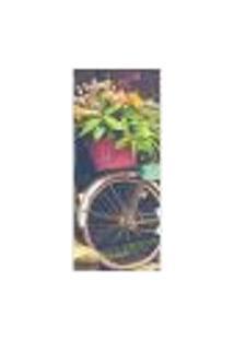 Adesivo Decorativo De Porta - Bicicleta - 827Cnpt Auto Colante