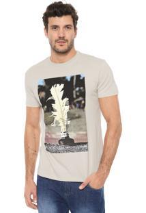 Camiseta Reserva Pena Bege