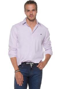 Camisa Kahú Oxford Maikai - Masculino