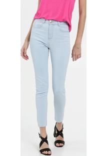 Calça Feminina Jeans Push Up Skinny Marisa