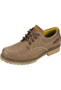 Sapato Beeton Walker401T Castanho