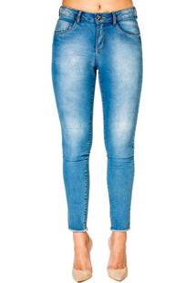 Calça Jeans Ankle Realist