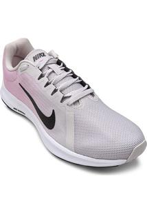 Tênis Nike Wmns Downshifter 8 Feminino - Feminino-Cinza