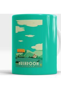 Caneca Visit Mushroom Kingdom