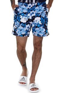 Shorts Floral Masculino Ocean Bay - Estampado