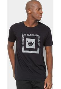 Camiseta Hang Loose Silk Byron Masculina - Masculino
