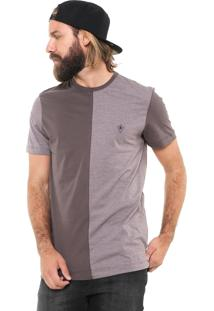 Camiseta Mcd Duo Core Marrom