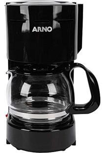 Cafeteira Elétrica Arno Filtro 600Ml Cafp Preta - 110V