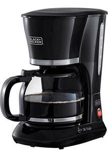 Cafeteira Elétrica 800W 220V Para Até 30 Cafés-Black+Decker-Cm301