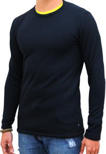 Blusa Segunda Pele Thermal Stretch Masculina 18516 - Solo