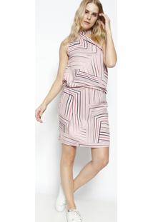 ea263b199962 Vestido Listrado Pink feminino | Gostei e agora?