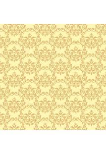 Papel Adesivo Sunset Adesivos De Parede Arabesco Bege - Rolo 6,00 X0,50 M