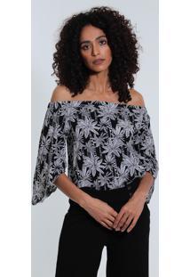 Bata Floral Feminina Mixxon