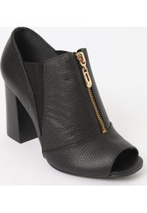 Ankle Boot Adulto Floter Preto - Jorge Bischoff