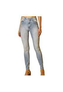 Calça Jeans Forum Marisa 2 Skinny Azul Feminina