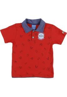 Camisa Polo Wrk Masculino - Masculino