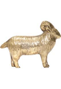 Enfeite Moutton - Dourado