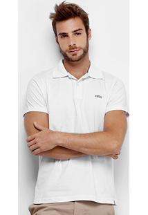 Camisa Polo Fatal Malha Logo Masculina - Masculino
