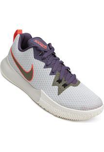 Tênis Nike Zoom Live Ii Masculino - Masculino-Branco+Roxo