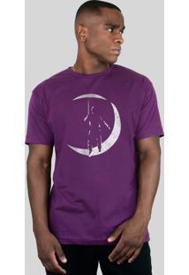 Camiseta 182Life The Poet Roxo