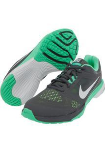 Tênis Nike Wmns Tri Fusion Run Msl Cinza
