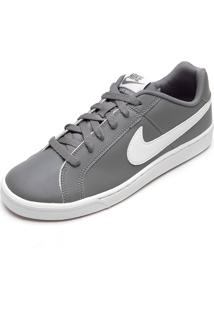 Tênis Nike Sportswear Court Royale Cinza