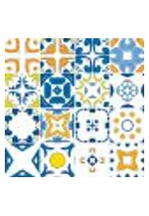 Adesivo De Azulejo - Ladrilho Hidráulico - 370Azge