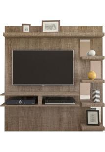 Painel Para Tv Premium Canela