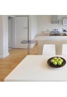 Adesivo Para Móveis Branco Textura 3 Metros X 90 Cm