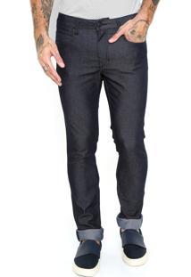 Calça Jeans Skinny Cavalera Theo Azul