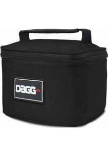 Mini Bolsa Térmica Fitness Dagg 900Ml - Unissex-Preto
