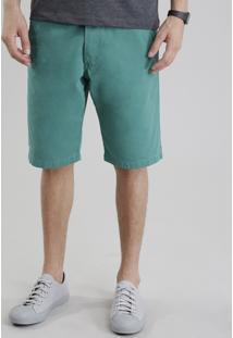 Bermuda Slim Verde